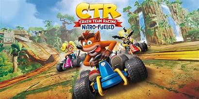 Crash Racing Team Nitro Fueled Switch Screenshots