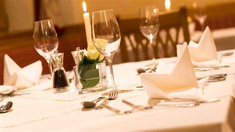 restaurant table settings bildergalerie hotel kristall gro 223 arl