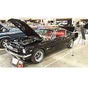 1965 K Code Fastback Mustang HiPo 289 TriPower Rotisserie