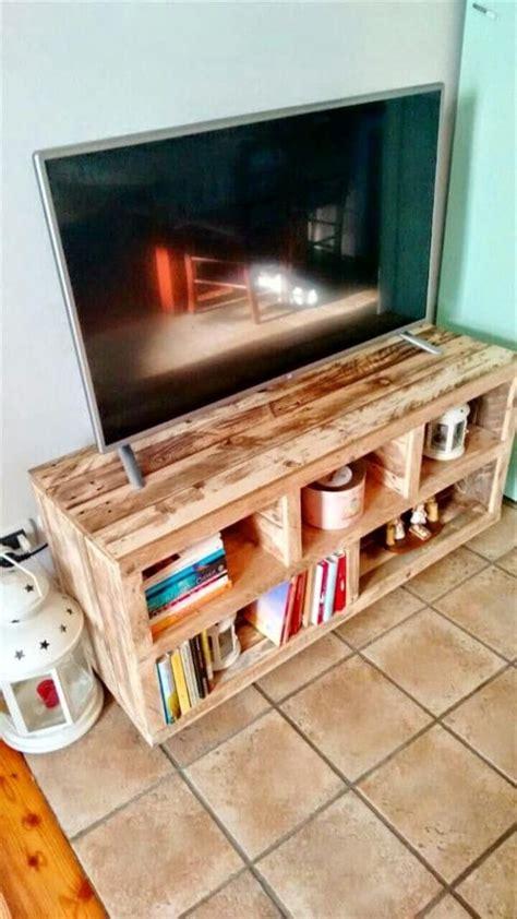 idee de fabrication de meuble en palette
