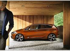 Plugin Hybrid BMW 2 Series Active Tourer to Be Unveiled
