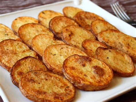 cottage fried potatoes cottage fries easy oven fried potato rounds youtube