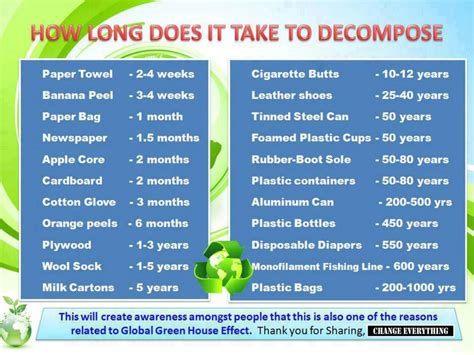 How Long Does It Take To Decompose? It's Frightening. How To Decorate A Small Livingroom. Cheap Western Living Room Furniture. Rustic Living Room Decor Pinterest. Living Room Design Lighting. Average Size Living Room Us. White Furniture Living Room Ideas. Living Room Sets In Atlanta Ga. Pinterest Living Room Bookcases