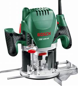 POF 1200 AE Routers DIYers Bosch Power Tools for DIY