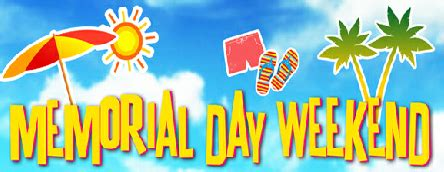 planning  memorial day holiday   excel