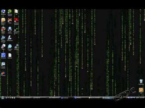 Hacker Animated Wallpaper - vista dreamscene hack