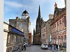 Edinburgh, Scotland by Luxe Travel