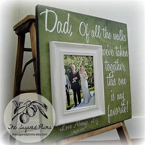 father of the bride wedding gift personalized by With wedding gifts for dad