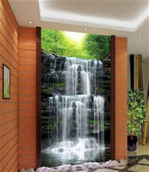 wallpaper  pemandangan air terjun gambar