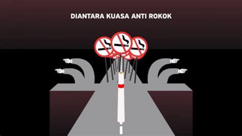 dibalik kanye anti rokok komunitas kretek
