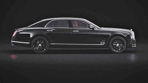 Bentley Mulsanne 2019 by 2019 Bentley Mulsanne W O Edition By Mulliner The World