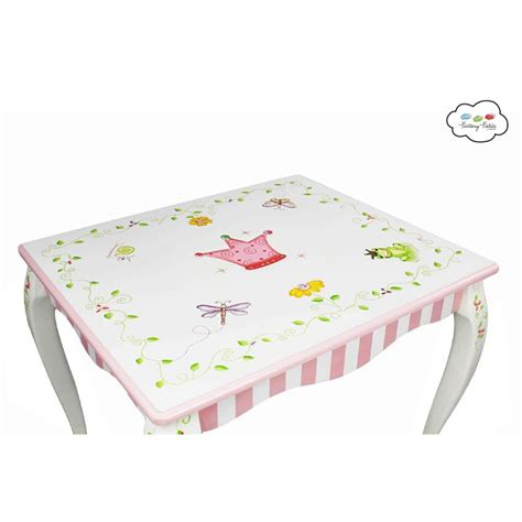 princess the frog table and chair set