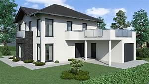 Stadtvilla Mit Anbau : stadtvilla sv 230 fuchs baugesellschaft mbh ~ Markanthonyermac.com Haus und Dekorationen