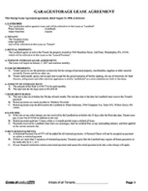 Rental Lease Agreement & Rental Agreement Forms Ez