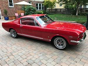 1965 Ford Mustang GT Fastback 4-Speed for sale on BaT Auctions - closed on November 14, 2016 ...