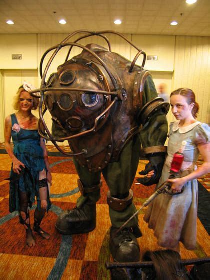 howto   bioshock big daddy costume boing boing
