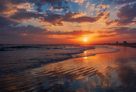 kostenlose foto sonnenuntergang himmel horizont