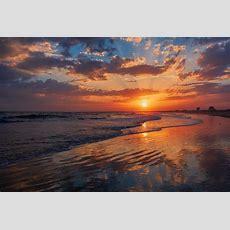 Kostenlose Foto  Sonnenuntergang, Himmel, Horizont