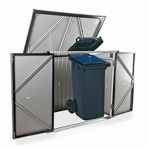 tepro metall garten mulltonnenbox aufbewahrungsbox With französischer balkon mit tepro garten