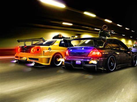 Street Racing Car Wallpapers