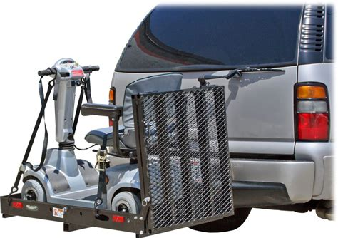power wheelchair scooter carrier