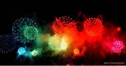 Fireworks Rainbow Amazing Animated Animation Diwali Colored