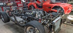 Sidchrome Project Cobra  Body Meets Chassis