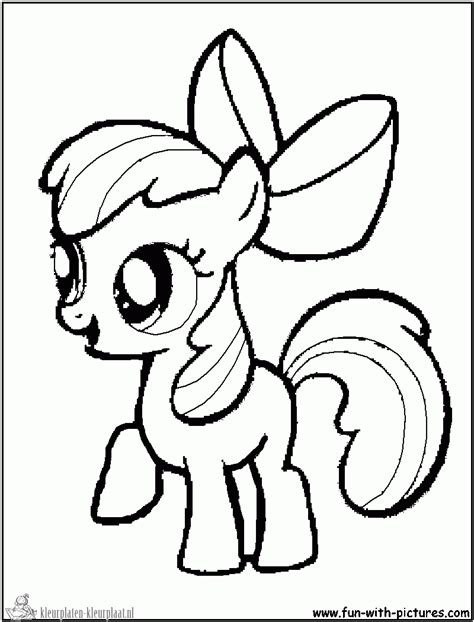 Kleurplaten Pony S by Kleurplaten My Pony And Friends Kleurplaten