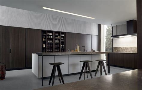 poliform kitchen design varenna arthena kitchen by poliform kontaktmag 1565