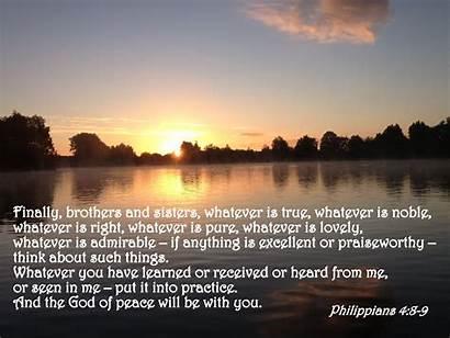 Philippians Verse Bible Scripture Verses Daily God