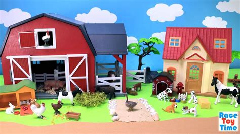 Toy Farm Animals With Terra Playsets Fun Toys For Kids