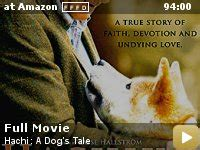 hachi  dogs tale  video gallery