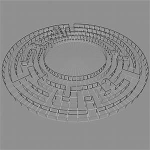 Mazes Circular images