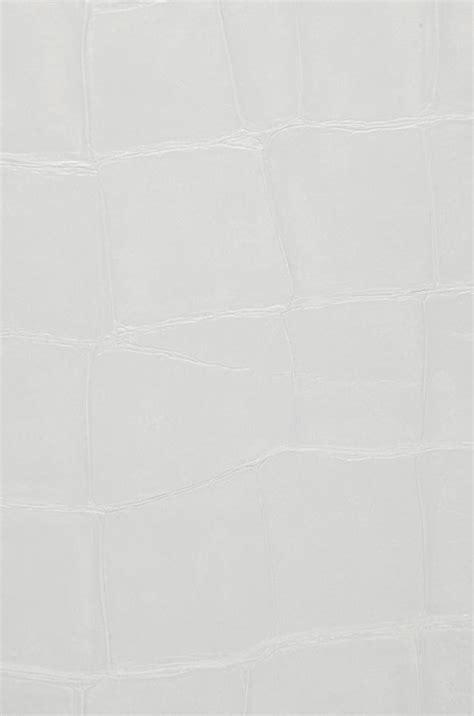 croco 12 blanc blanc papier peint cuir mati 232 res