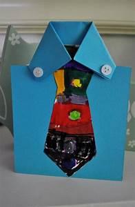 Bastelideen Zum Vatertag : basteln karte krawatte zeichnen blau hemd papier vatertag pinterest blaues hemd krawatten ~ Frokenaadalensverden.com Haus und Dekorationen