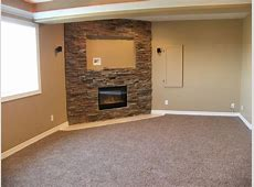 Sumptuous Corner Gas Fireplace vogue Omaha Traditional