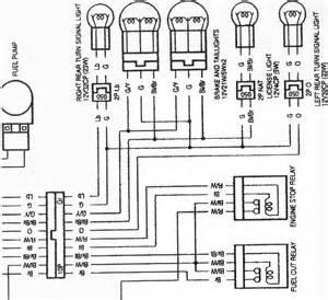 similiar chevy brake light wiring diagram keywords chevy tail light wiring diagram besides ford tail light wiring diagram
