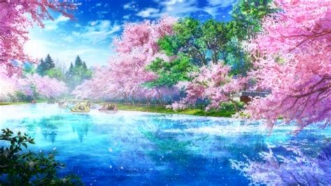 Comfy Anime Wallpaper - anime lake other anime background wallpapers on
