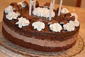 Backen Mit Kinderschokolade : kinderschokolade torte backen ~ Frokenaadalensverden.com Haus und Dekorationen