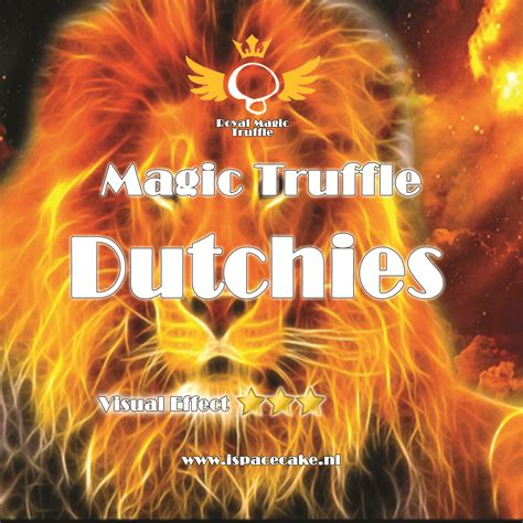 3 Magic Truffle Dutchies Ispacecake