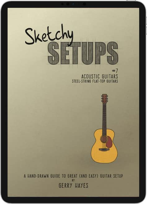 Guitar Setup Guide Learn To Set Up Your Guitar Or Bass