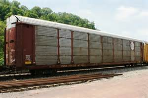 Different Types of Freight Train Cars