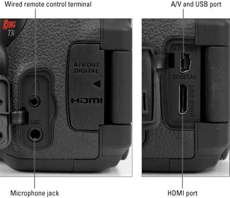 canon rebel tid digital camera layout dummies