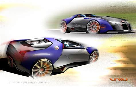 Bugatti Renaissance Roadster By Jmvdesign On Deviantart