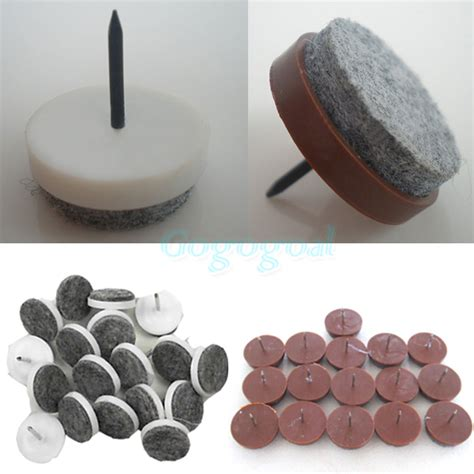 16pcs set felt nail protector pad floor skid furniture leg