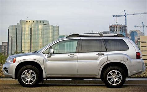 2007 Mitsubishi Endeavor Reviews by Used 2007 Mitsubishi Endeavor Suv Pricing For Sale Edmunds