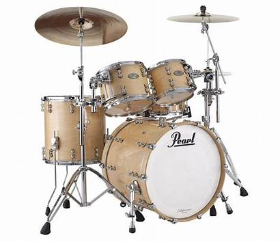 Drum Pearl Kit Rock Reference Piece Pure