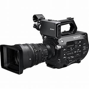 Sony FS7 4K Camera with 28-135 Servo Zoom lens for rent