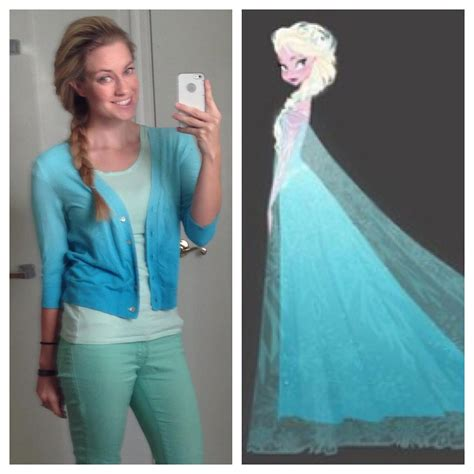 frozen  everyday life makeup outfits crafts  rotoscopers