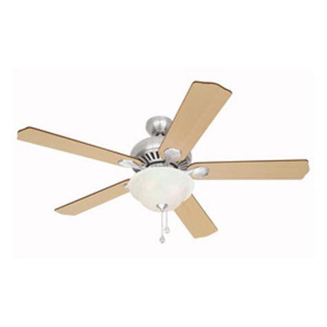 harbor 52 inch crosswinds ceiling fan harbor 52 quot crosswinds brushed nickel ceiling fan